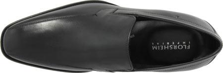 Men's Florsheim Jacobi Bike Slip On, Black Leather, large, image 3