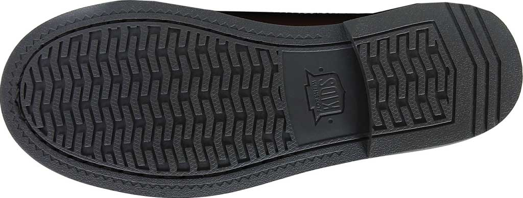 Boys' Florsheim Midtown Moc Slip On, Jr., Cognac Full Grain Leather, large, image 7
