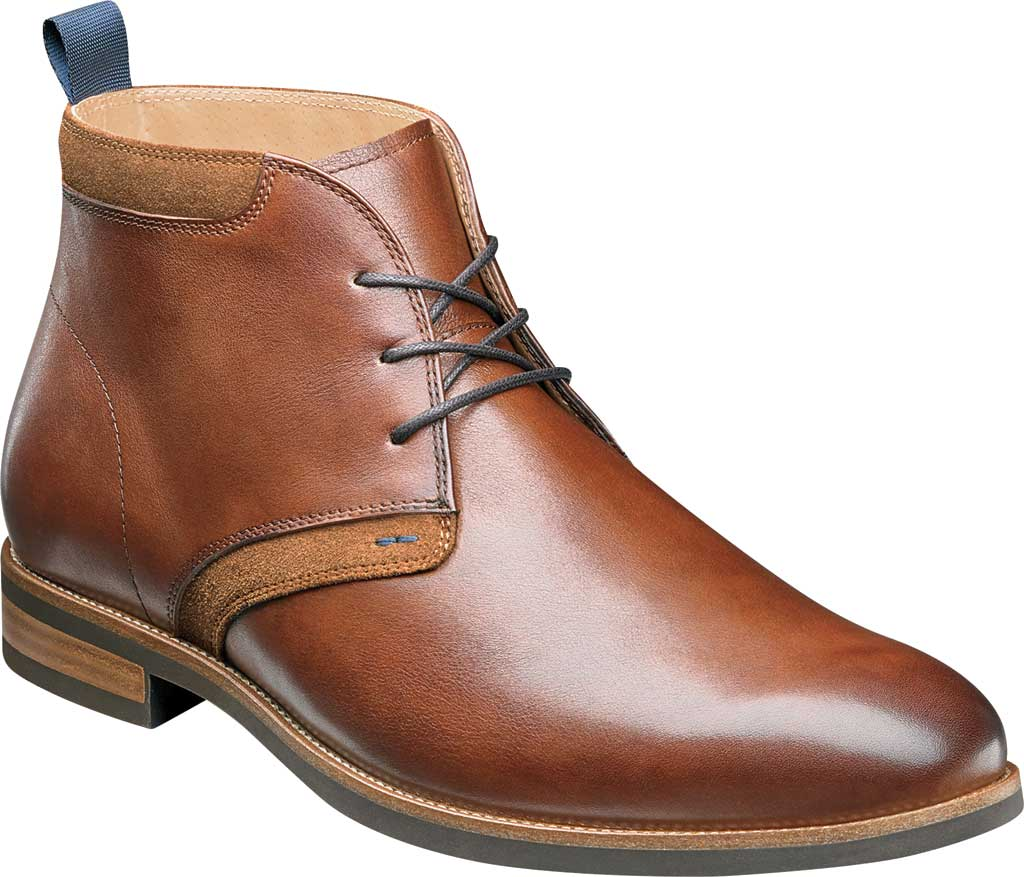 Men's Florsheim Uptown Plain Toe Chukka Boot, , large, image 1