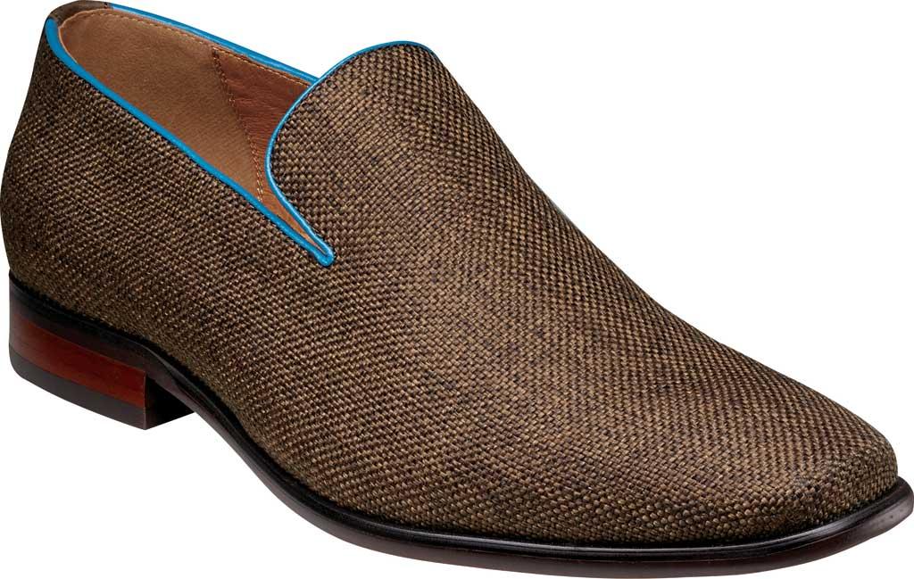 Men's Florsheim Postino Plain Toe Linen Slip On, , large, image 1