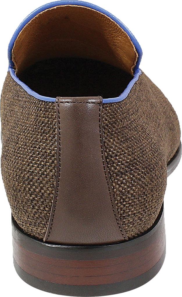 Men's Florsheim Postino Plain Toe Linen Slip On, , large, image 4