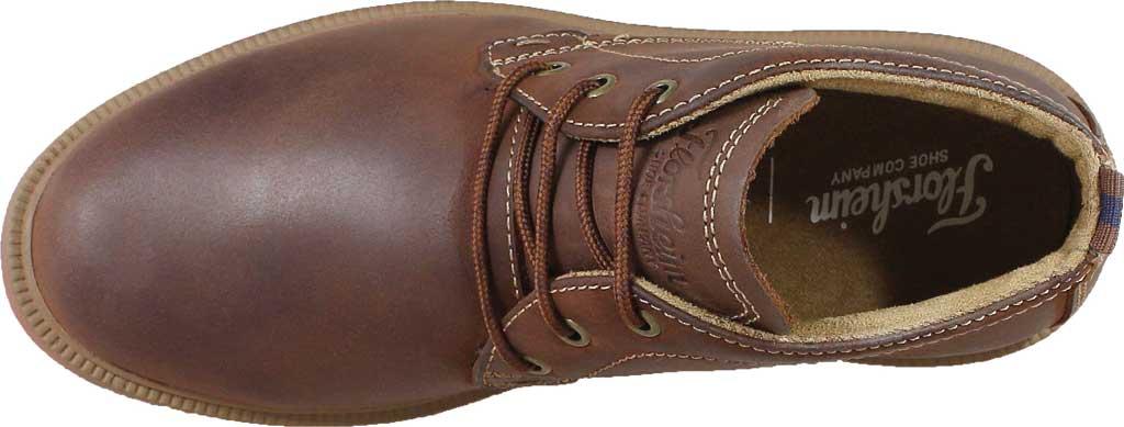 Boys' Florsheim Supacush Chukka Boot Jr., Brown Chocolate Leather, large, image 5
