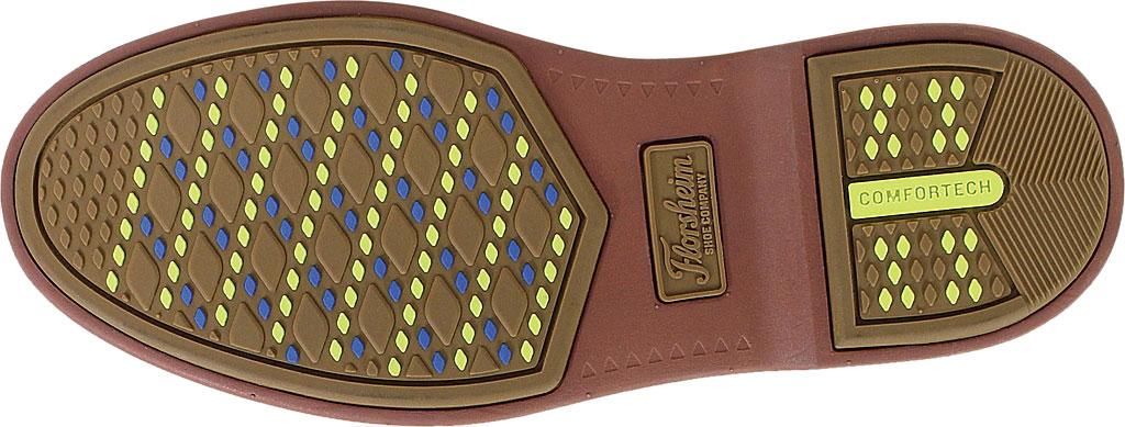 Boys' Florsheim Supacush Chukka Boot Jr., Brown Chocolate Leather, large, image 6