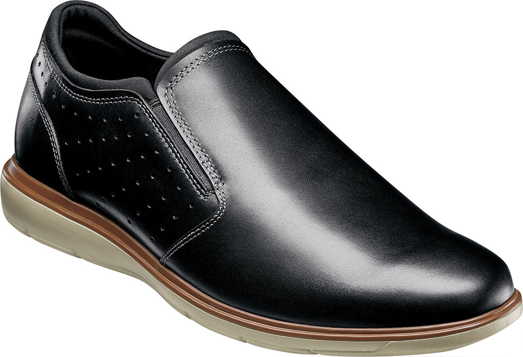 Men's Florsheim Ignight Plain Toe Slip On, , large, image 1