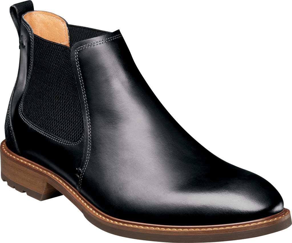 Men's Florsheim Lodge Plain Toe Gore Chelsea Boot, , large, image 1