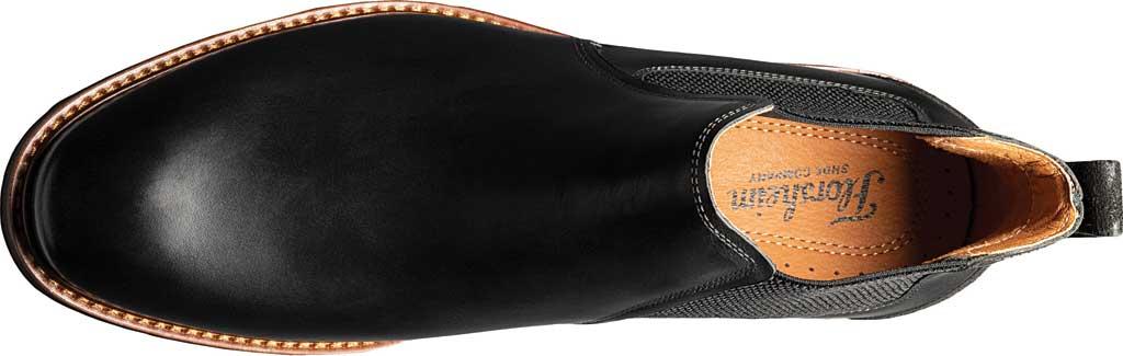 Men's Florsheim Lodge Plain Toe Gore Chelsea Boot, , large, image 5