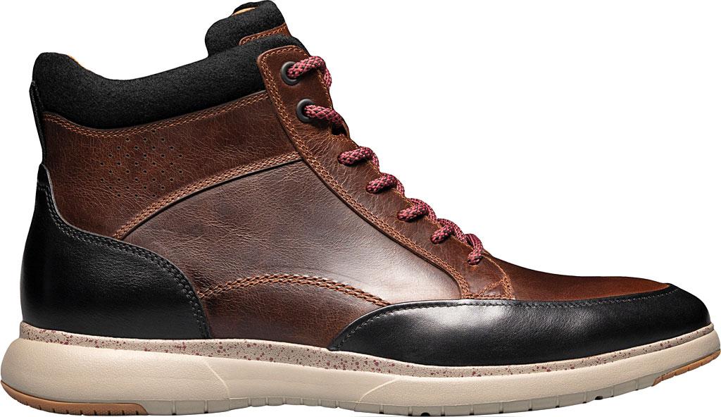 Men's Florsheim Flair Moc Toe Lace Up Ankle Boot, , large, image 2