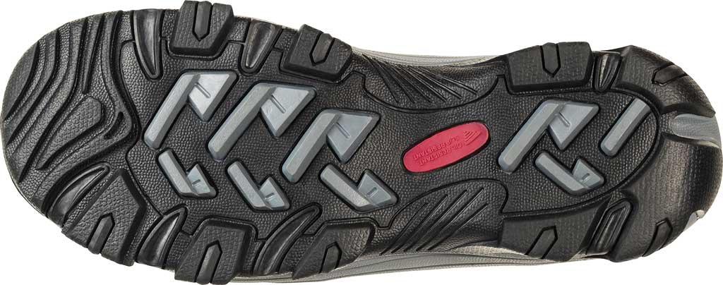 Men's Avenger A7612 Crosscut Soft Toe Waterproof PR Work Boot, Brown Full Grain Leather/Mesh, large, image 2