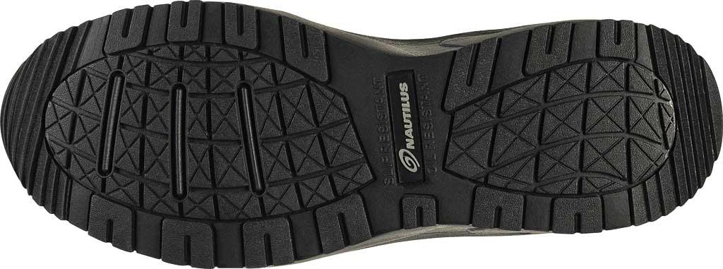 Men's Nautilus N2515 Steel Toe Oxford Shoe, Black Full-Grain Leather, large, image 2