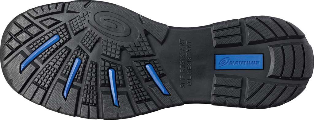 Men's Nautilus 1344 Accelerator ESD Carbon Toe Work Shoe, Blue/Black Textile, large, image 2