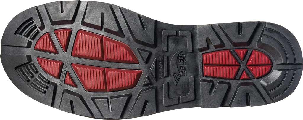 Men's Avenger A7645 Hammer Soft Toe Waterproof Work Boot, Brown Full Grain Crazy Horse Leather, large, image 2