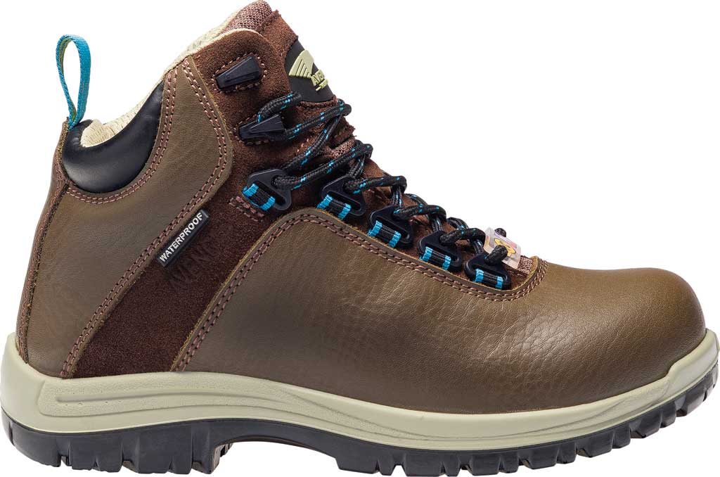 """Women's Avenger A7285 Breaker 6"""" Work Boot, Brown Leather, large, image 2"""