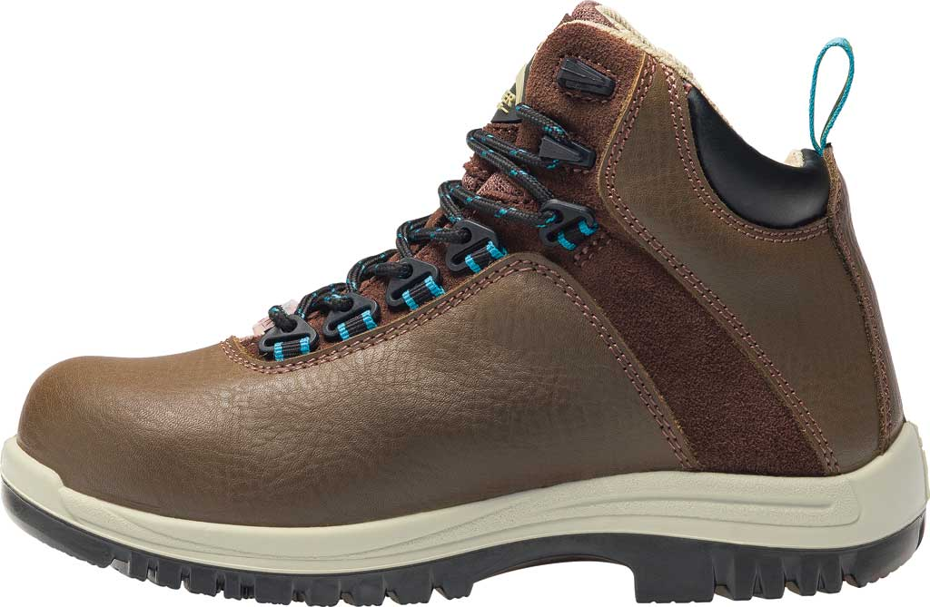 """Women's Avenger A7285 Breaker 6"""" Work Boot, Brown Leather, large, image 3"""