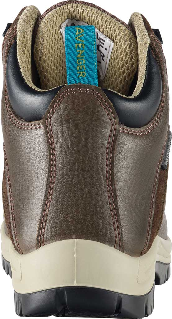 """Women's Avenger A7285 Breaker 6"""" Work Boot, Brown Leather, large, image 4"""