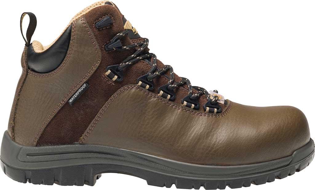 "Men's Avenger A7281 Breaker 6"" Work Boot, Brown Leather, large, image 2"