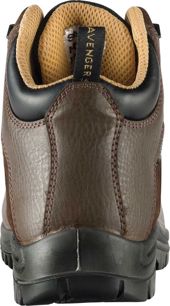 "Men's Avenger A7281 Breaker 6"" Work Boot, Brown Leather, large, image 4"