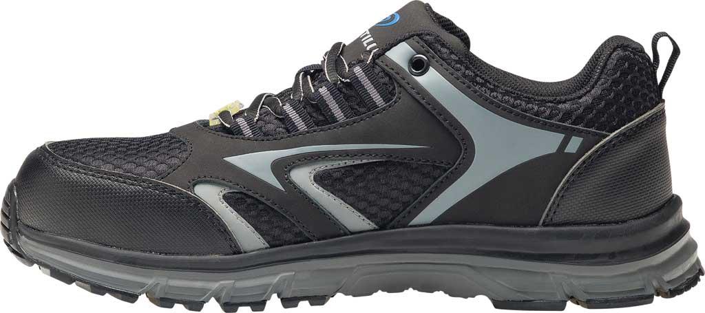 Men's Nautilus N1570 Tempest Low ESD Safety Shoe, Black Mesh/Leather, large, image 3