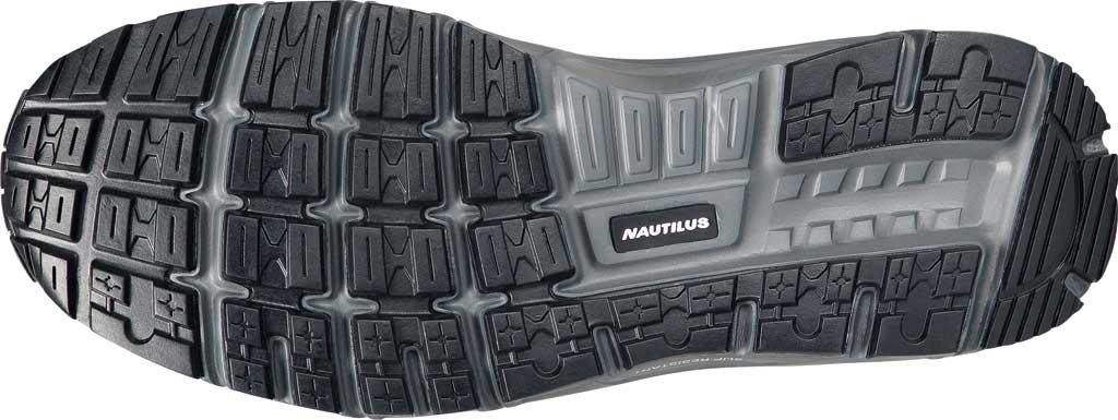 Men's Nautilus N1570 Tempest Low ESD Safety Shoe, Black Mesh/Leather, large, image 6