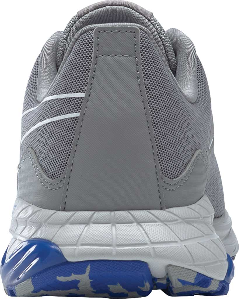 Men's Reebok Liquifect 180 2.0 Running Shoe, Pure Grey/White/Blue, large, image 4