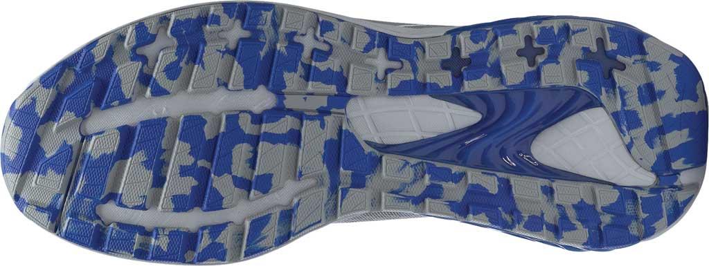 Men's Reebok Liquifect 180 2.0 Running Shoe, Pure Grey/White/Blue, large, image 6