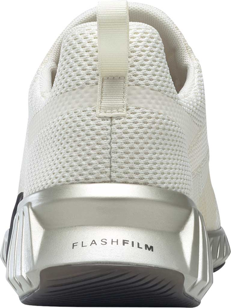 Men's Reebok Flashfilm Train 2.0 Trainer, Classic White/Flint Grey Met/Core Black, large, image 4