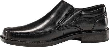 Men's Dockers Edson Slip On, Black Polished Full Grain, large, image 2