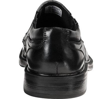 Men's Dockers Edson Slip On, Black Polished Full Grain, large, image 3