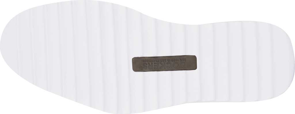 Men's Dockers Feinstein Sneaker, Grey Marbled Knit/Nubuck, large, image 6