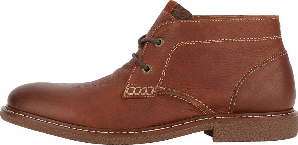 Men's Dockers Greyson Chukka Boot, Cognac Full Grain Leather, large, image 3