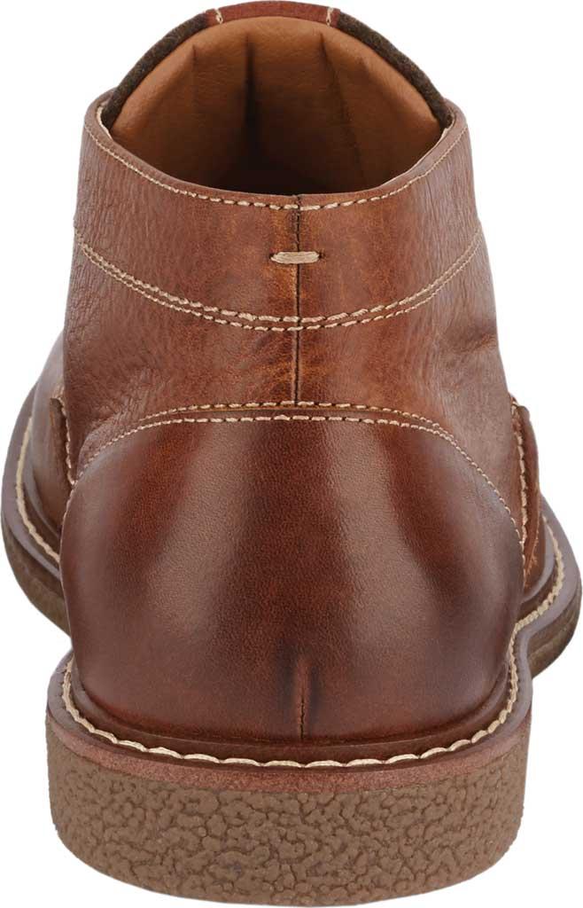 Men's Dockers Greyson Chukka Boot, Cognac Full Grain Leather, large, image 4