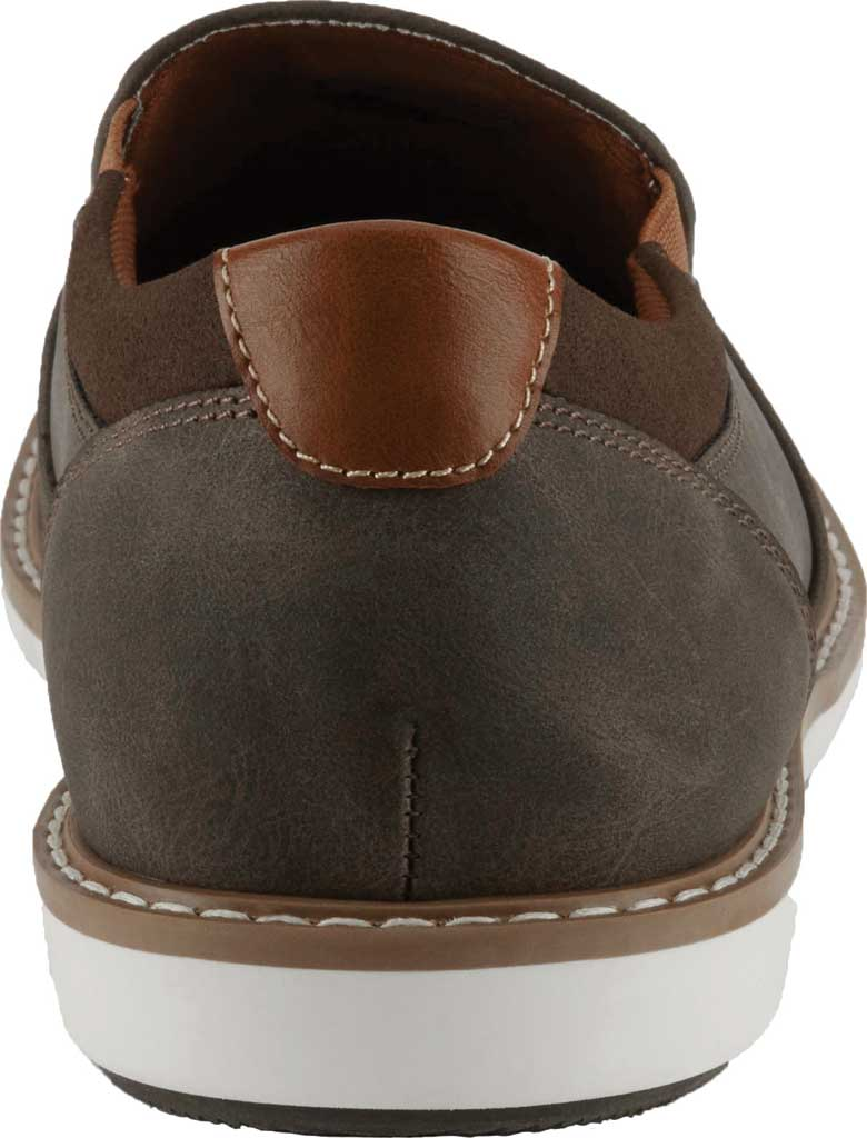 Men's Dockers Bryant Slip On, Brown Distressed Synthetic, large, image 4