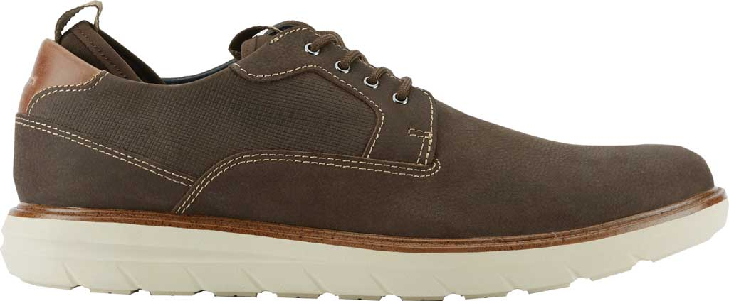 Men's Dockers Cabot Oxford, Chocolate Leather, large, image 2