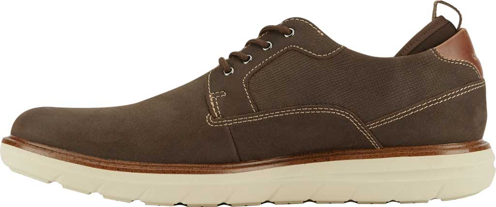 Men's Dockers Cabot Oxford, Chocolate Leather, large, image 3