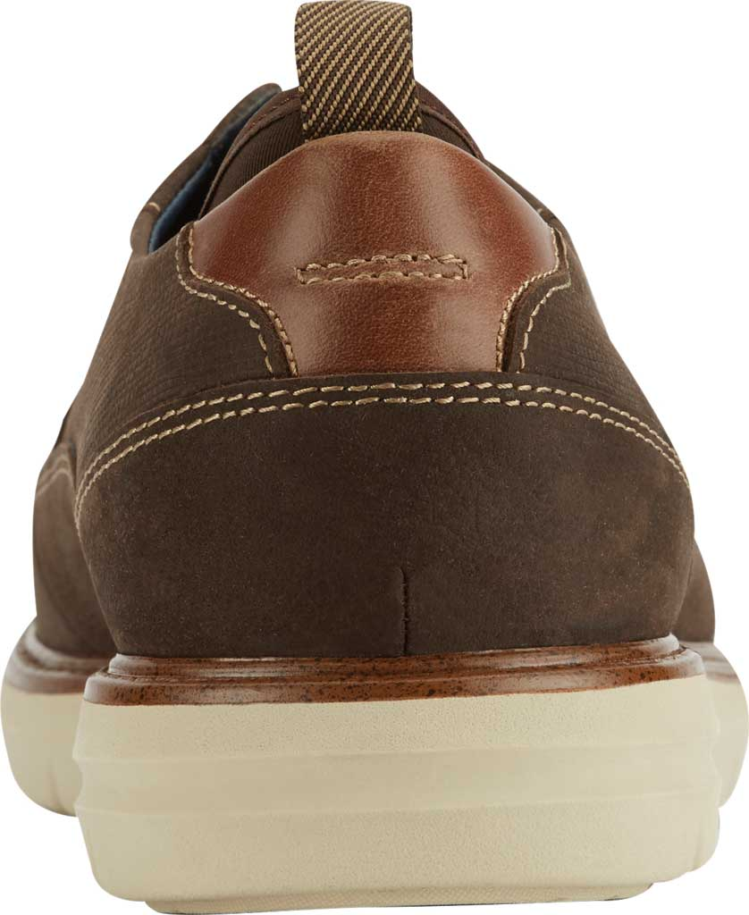Men's Dockers Cabot Oxford, Chocolate Leather, large, image 4