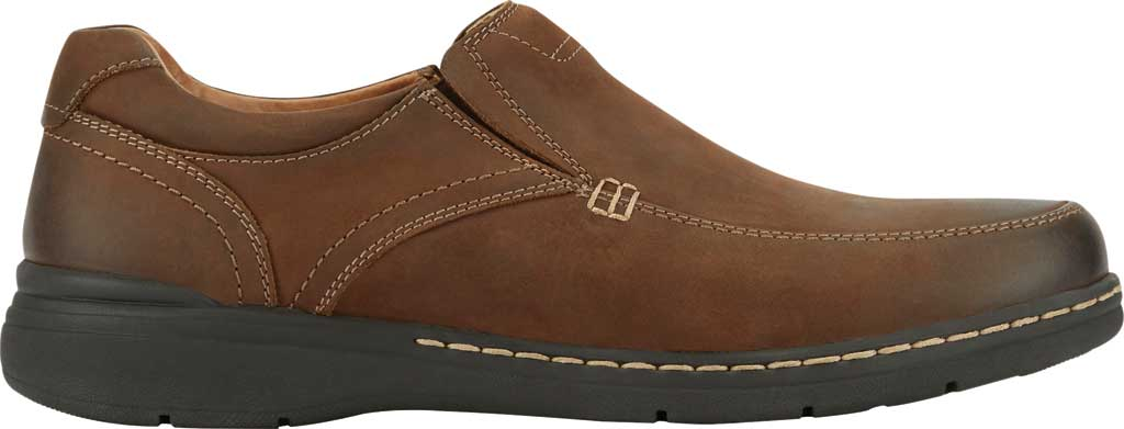 Men's Dockers Mendon Loafer, Chocolate Leather, large, image 2
