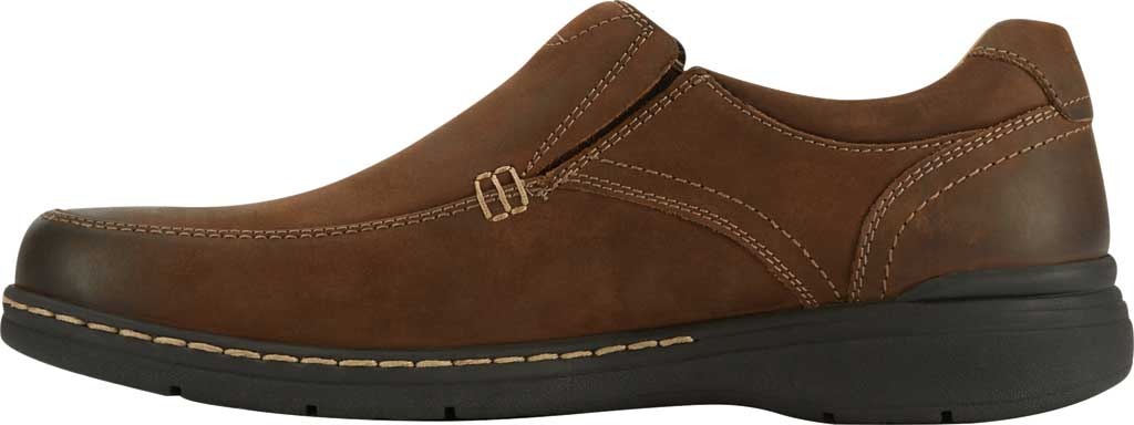 Men's Dockers Mendon Loafer, Chocolate Leather, large, image 3