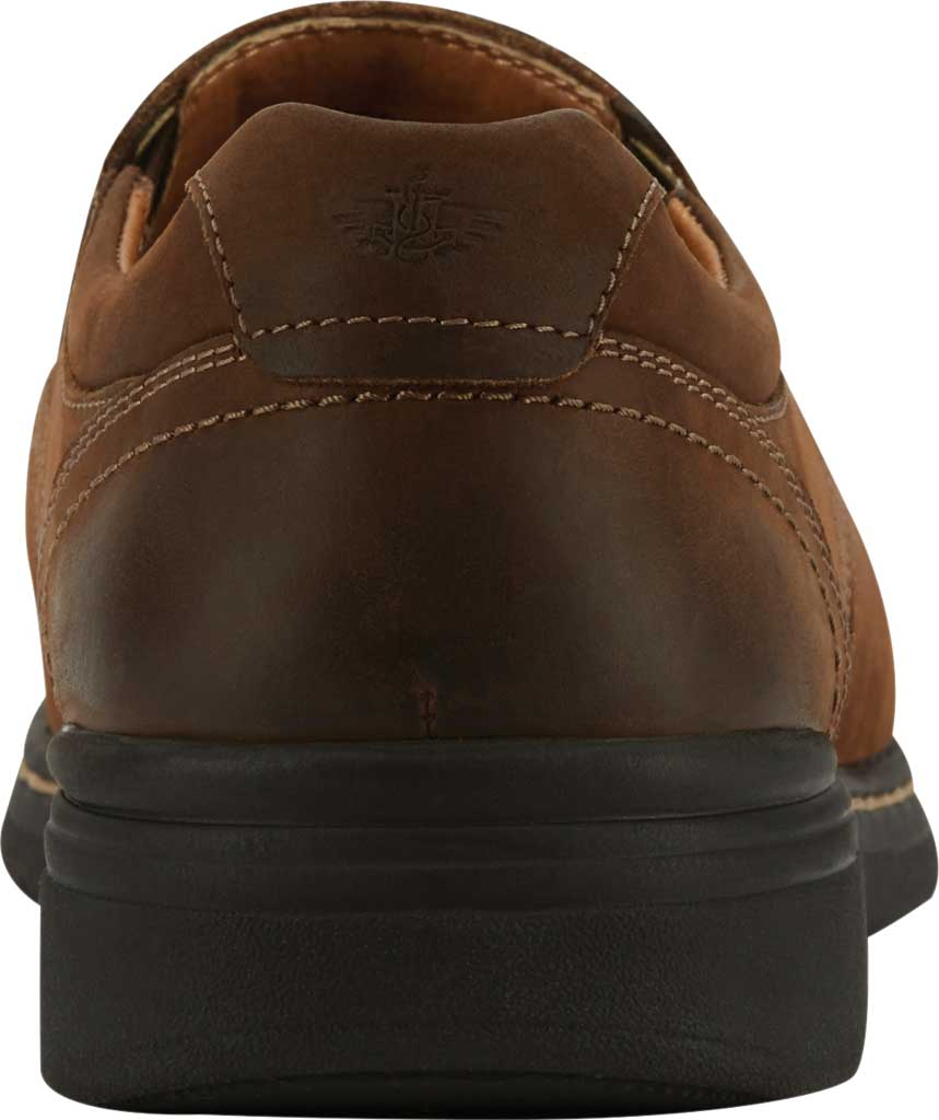 Men's Dockers Mendon Loafer, Chocolate Leather, large, image 4