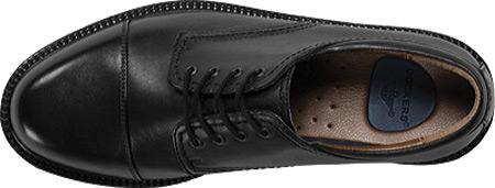 Men's Dockers Gordon, Black Polished Full Grain, large, image 3