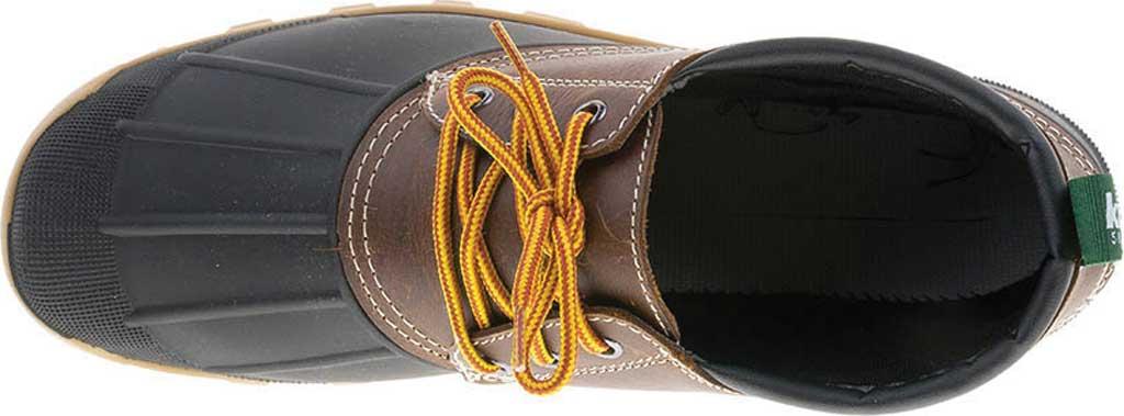 Men's Kamik Yukon3 Duck Boot, Dark Brown Leather, large, image 2