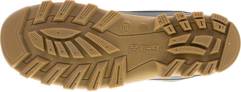 Men's Kamik Yukon3 Duck Boot, Dark Brown Leather, large, image 3