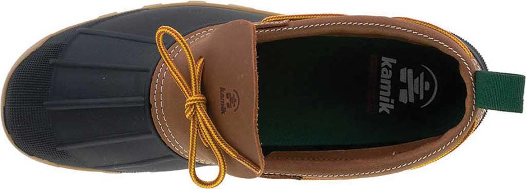 Men's Kamik YukonS Duck Boot, Tan Leather, large, image 2