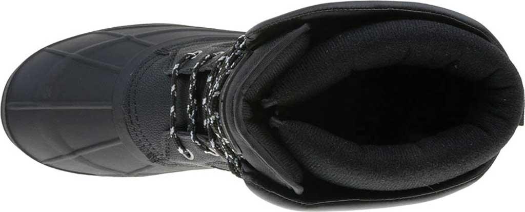 Men's Kamik NationPro Waterproof Boot, Black Leather, large, image 2