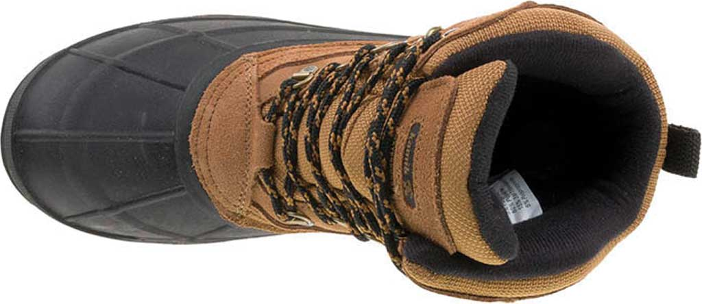 Men's Kamik Fargo Winter Boot, Tan Suede, large, image 2
