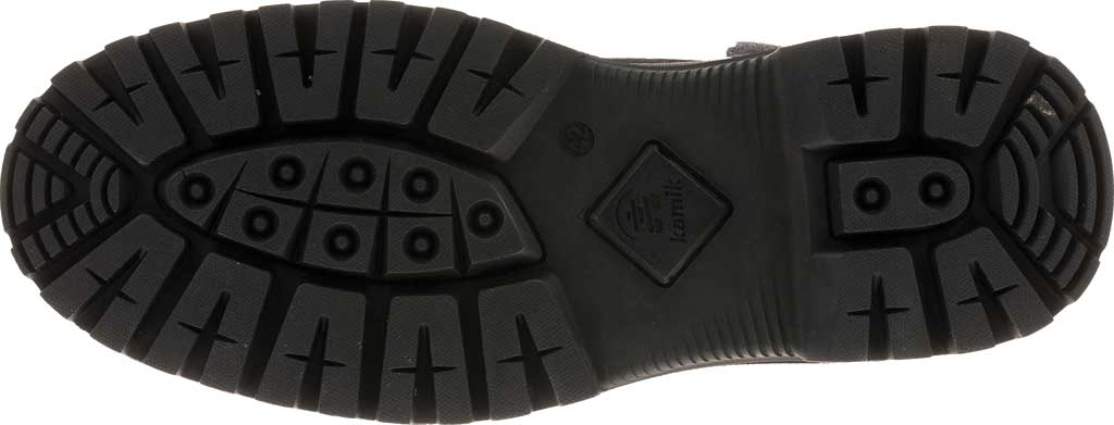 Men's Kamik Tyson Mid Snow Boot, Black Waterproof Leather, large, image 6