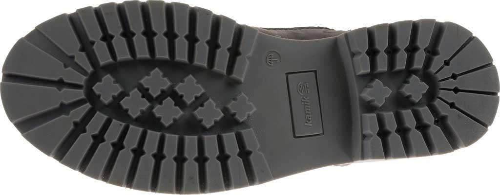 Women's Kamik Rogue Mid Snow Boot, Black Waterproof Leather, large, image 6