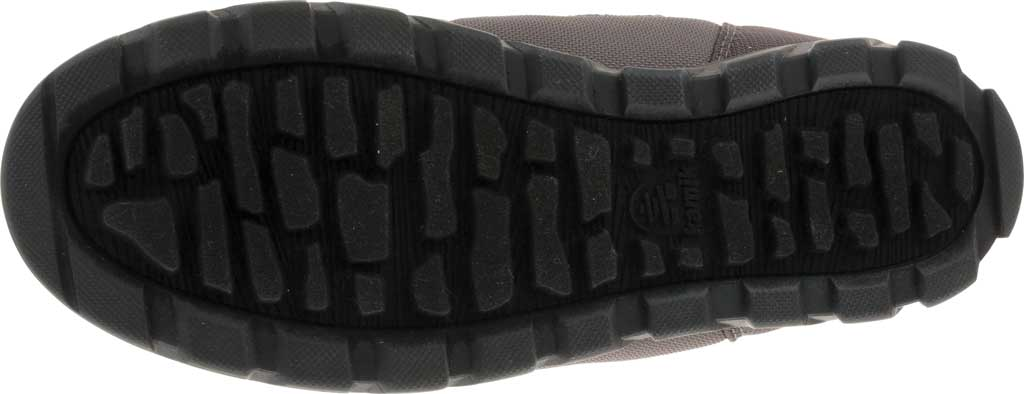 Women's Kamik Hannah Zip Snow Boot, Charcoal Quilted Nylon, large, image 6