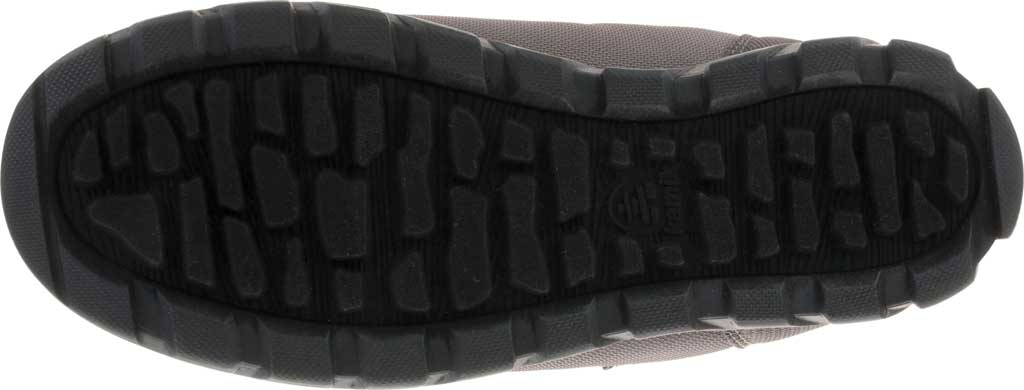 Women's Kamik Hannah Mid Snow Boot, Charcoal Quilted Nylon, large, image 6
