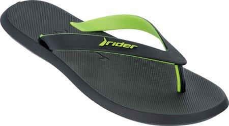 Men's Rider R1, Black/Green, large, image 1