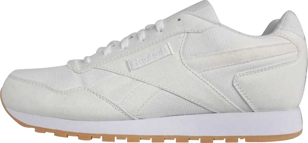 Women's Reebok Classic Harman Run TXT Running Sneaker, Non-Dyed/Non-Dyed/Non-Dyed, large, image 3