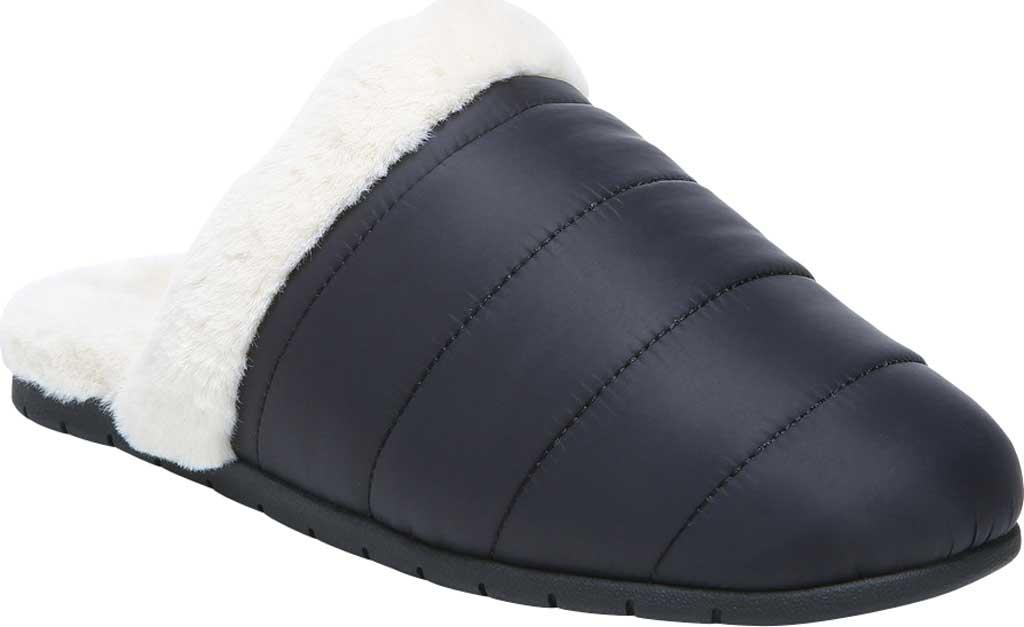 Women's Vionic Josephine Mule Slipper, Black Nylon, large, image 1